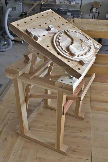 Relief carving bench plans pdf woodworking