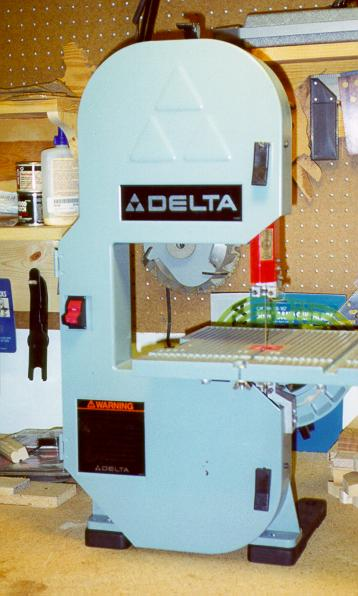 Delta Table Band Saw Design Ideas