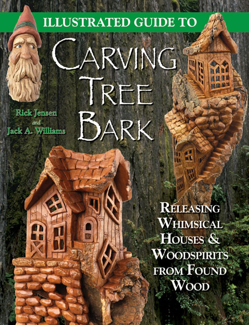 how to carve wood spirit Book Covers