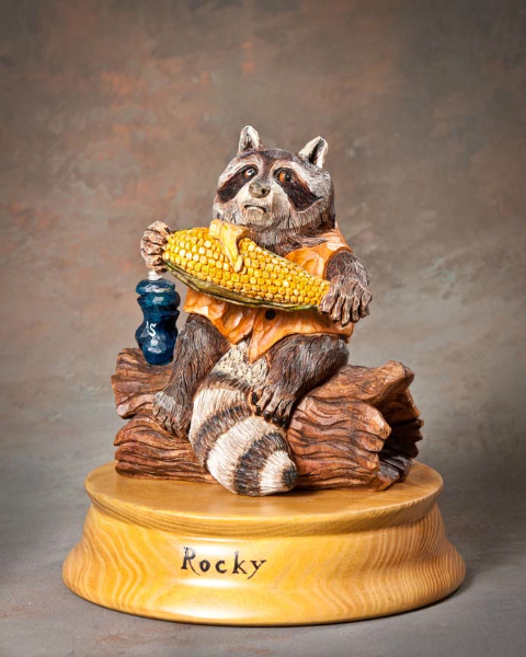 "Single Animal 2nd Place - ""Rocky"" by Robert Hershey, Lititz PA"