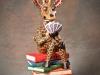"Third Best of Show ""Gambling Giraffe"" by David Borg, Garland TX"