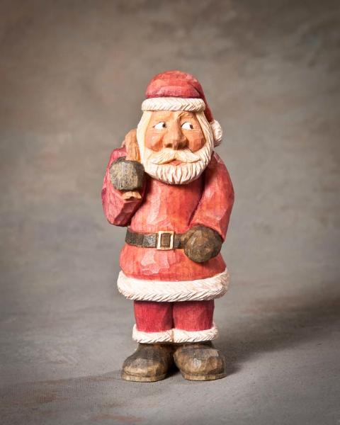 "Santa 3rd Place - ""Caught"" by Hugh O'Neal, Munford AL"