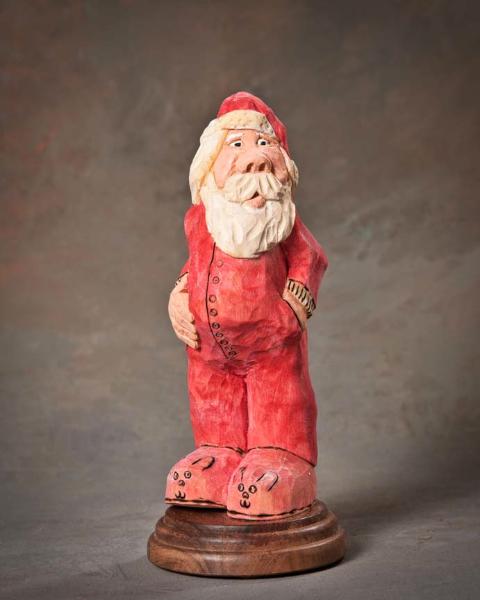 "Santa 5th Place - ""Dec. 26th"" by Gary Freeman, Converse IN"