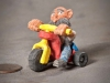 "Miniature 3rd Place - ""Biker Dude"" by Doug Wilson, Keller TX"