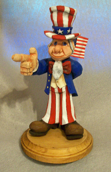 Uncle Sam Front