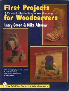 First Projects For Woodcarvers Cover