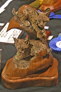 Showcase of Woodcarvings Best of Show