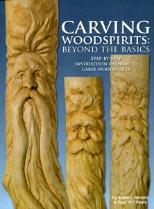 Carving Woodspirits