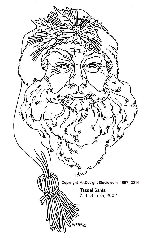 LoraIrish-Santa