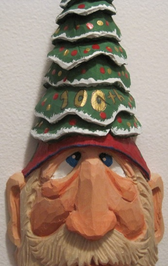 Rich Houlden Elf Close Up