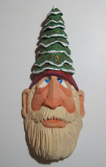 Rich Houlden Elf Front View