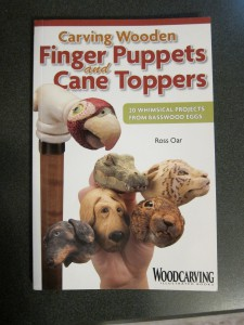 Finger Puppets & Cane Toppers by Ross Oar