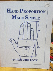 Hand Proportion Made Simple by Ivan Whillock