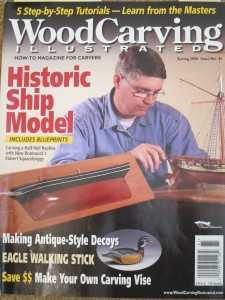 WoodCarving Illustrated Issue 34
