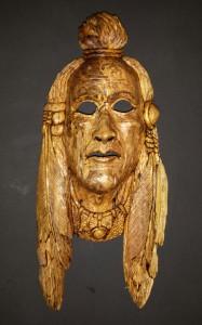 Completed Mask -Gene Webb