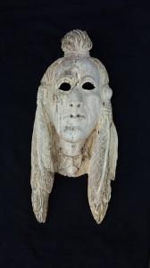Mask Front-Gene Webb