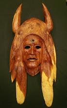 Cedar Mask -Gene Webb