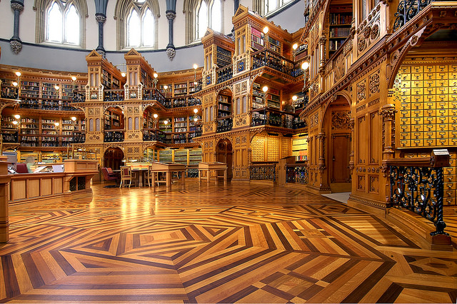 © Library of Parliament