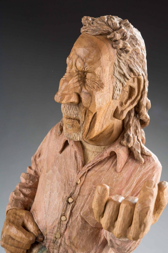 2015 Artistry in Wood, Dayton carving show. Competition winners.